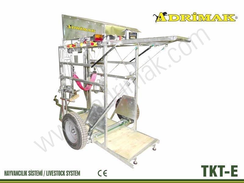 Electric Nail Cutting Trolley (Travay)